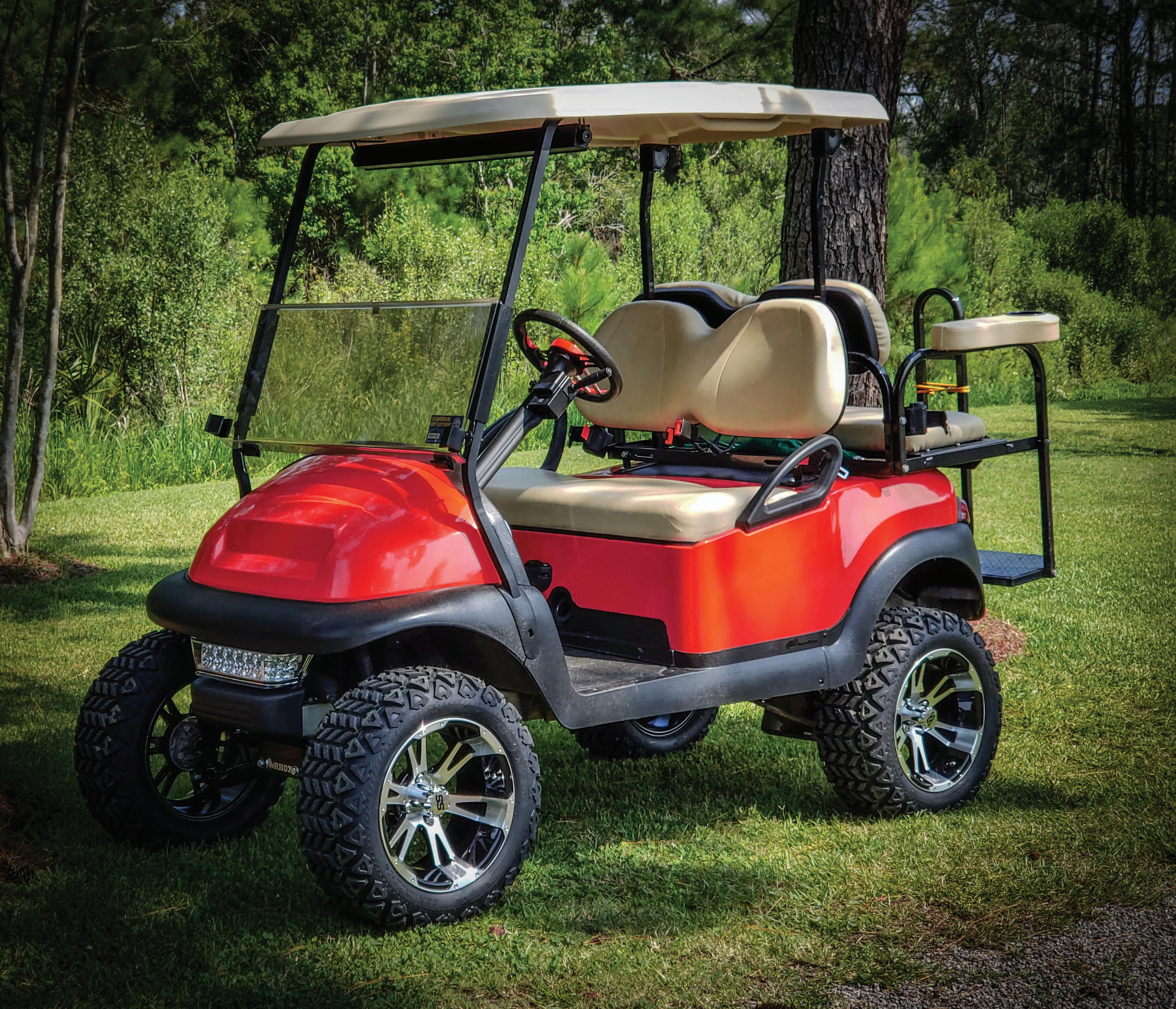 Page 38 of GOLF CART PRICING GUIDE
