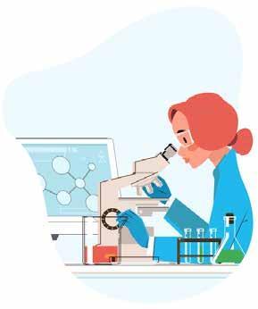 Page 48 of Las profesiones en el Día de la Niña y la Mujer en la Ciencia