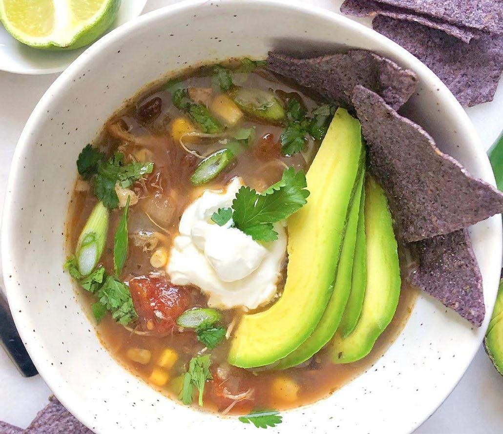 Page 17 of Featured Ambassador Recipe: Slow Cooker Chicken Tortilla Soup by Katherine Krivanek