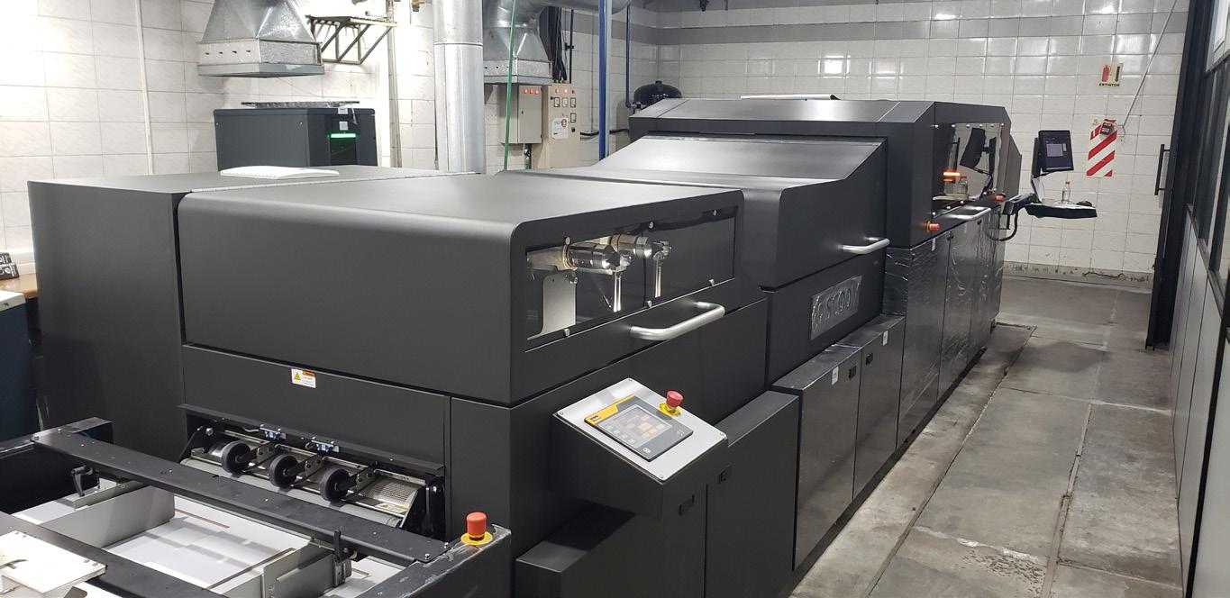 Page 46 of First Scodix ultra digital enhancement press installed