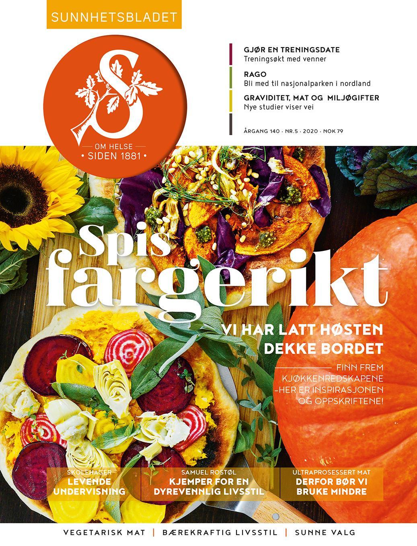 Page 14 of Sunnhetsbladets fortid gir framtid