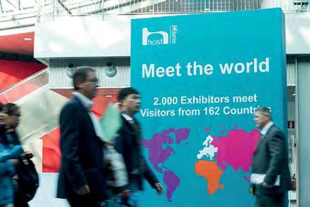 Page 34 of Host: Milano ancora capitale dell'horeca mondiale