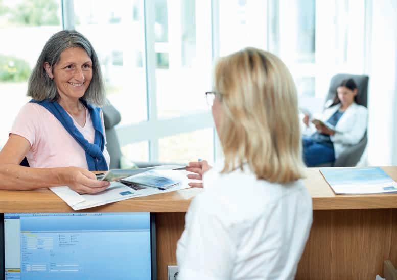 Page 18 of Die METTNAU – das Gesundheitszentrum am Bodensee