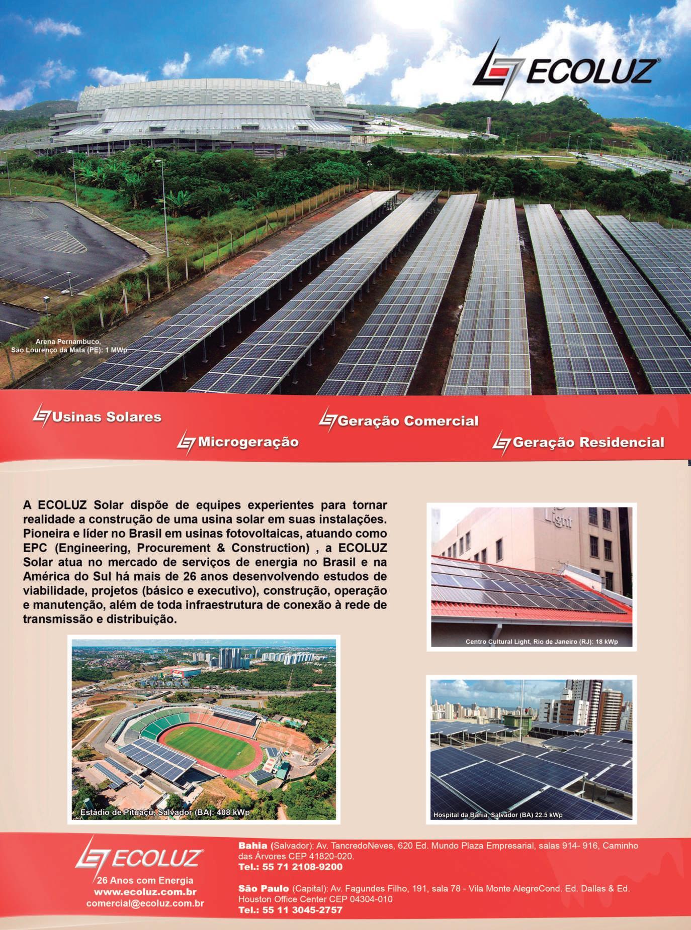 Page 18 of Potencial da utilização de células fotovoltaicas