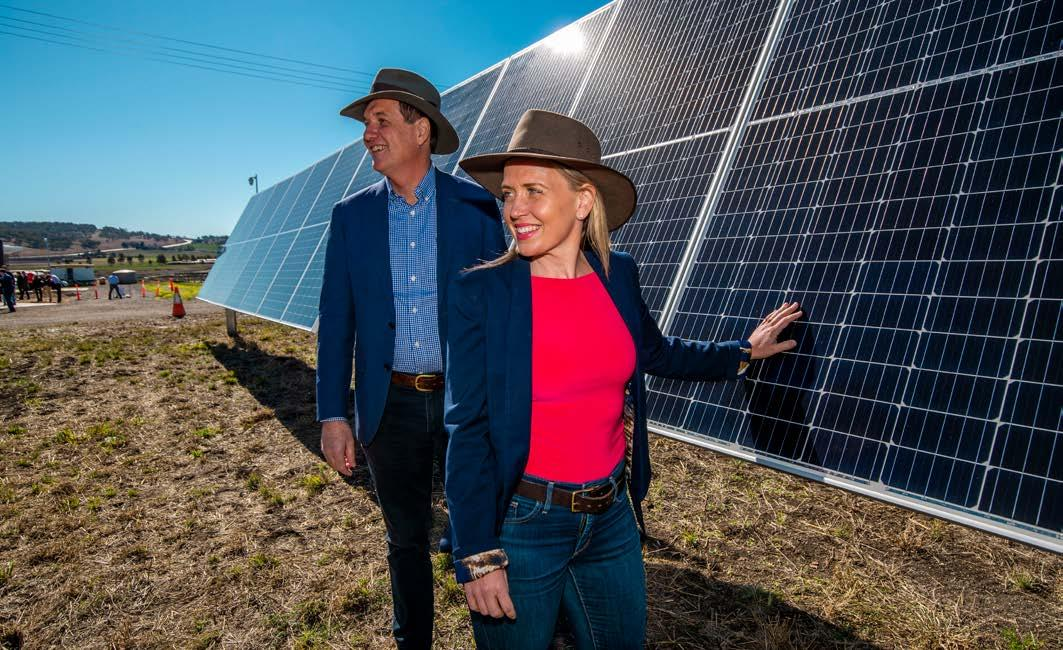 Page 40 of From solar farms to hydrogen buses: The University of Queensland on its way to a sustainable future