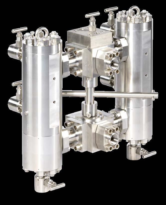 Page 36 of Innovative analysis equipment and gas filters from HYDAC are setting new standards in the technical purity of hydrogen