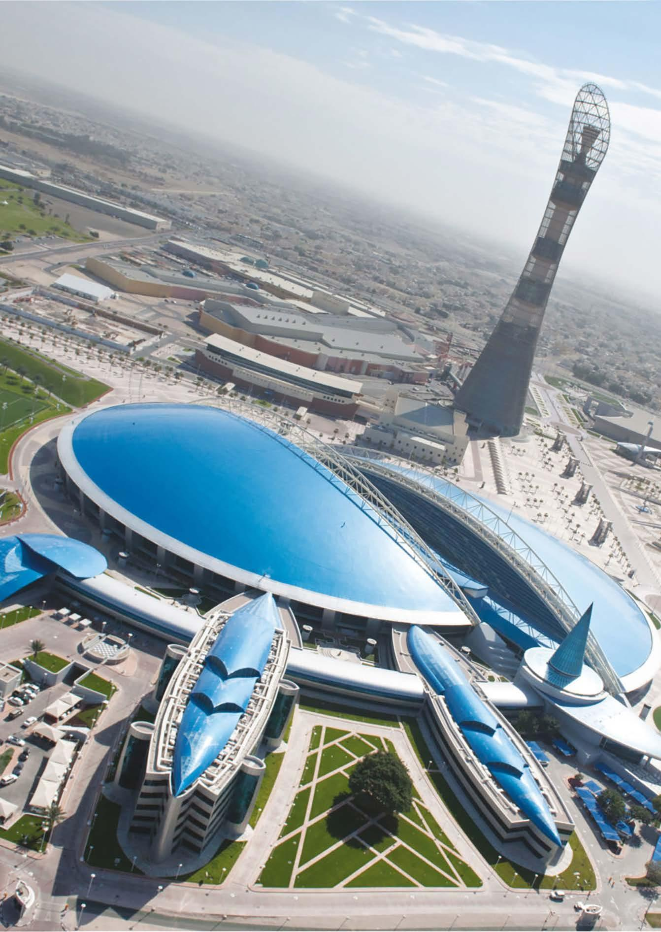Page 20 of Qatar Offers Major Opportunities in its Sports Sector