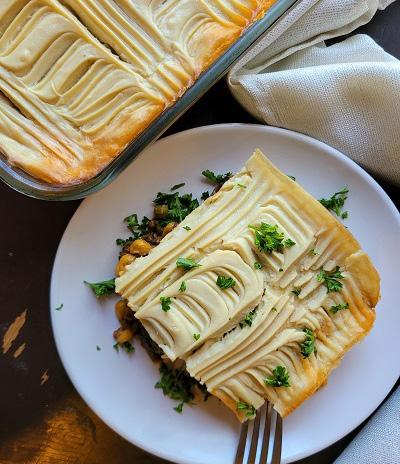 Page 64 of Vegetable Shepherd's (No Beans Here) Pie