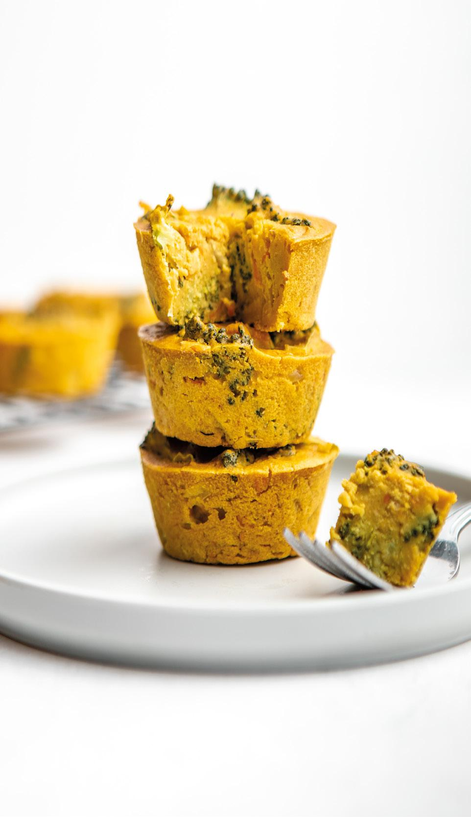 """Page 55 of Broccoli Cheddar """"Egg Cups"""