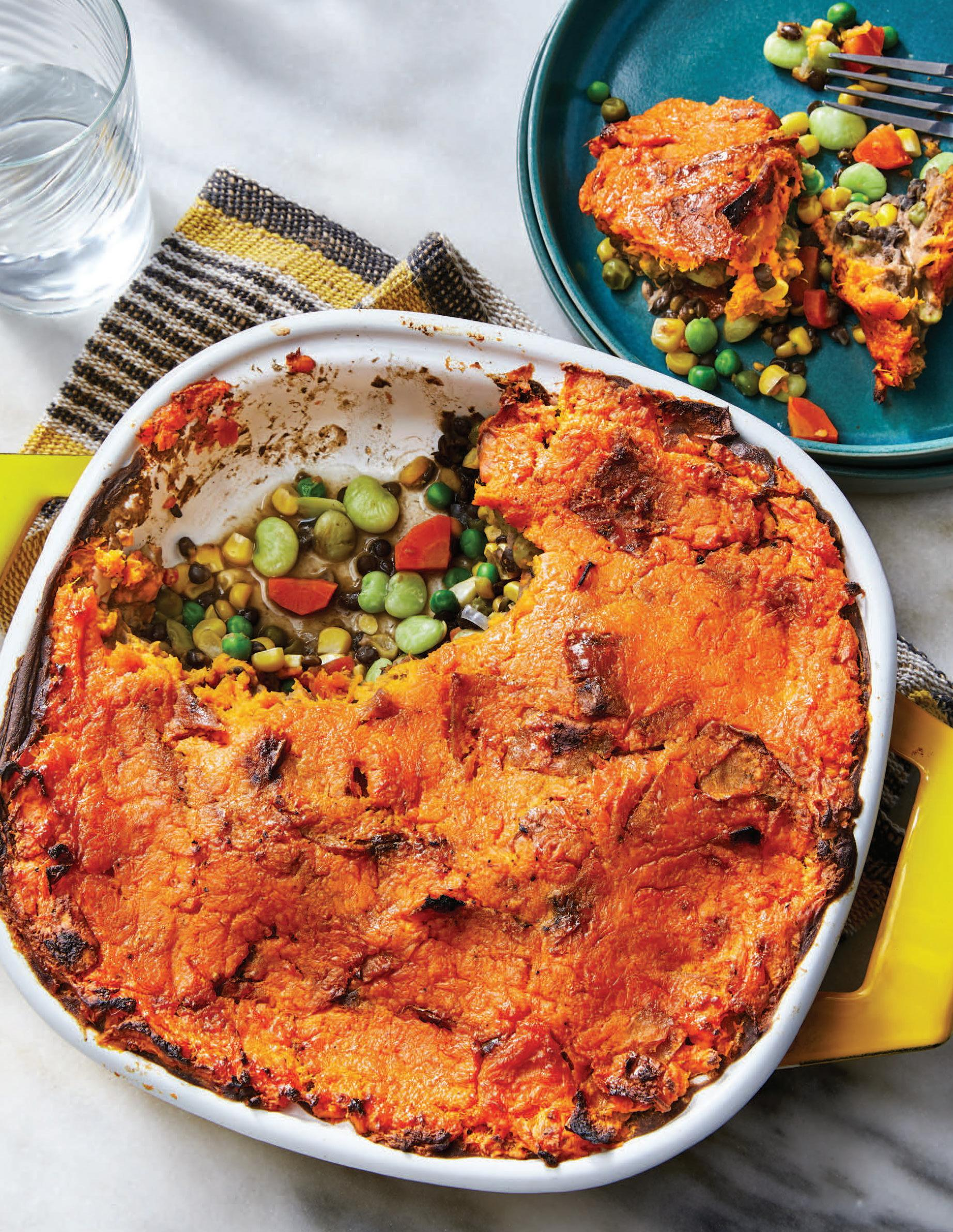 Page 68 of Cottage Pie With Sweet Potato Mash