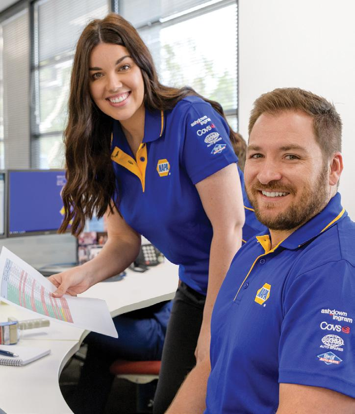 Page 20 of Cover Story: NAPA Auto Parts continues to grow