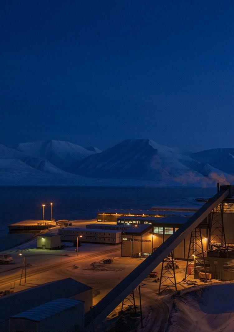 Page 22 of Unik hybridløsning - installerer batteripark på Svalbard