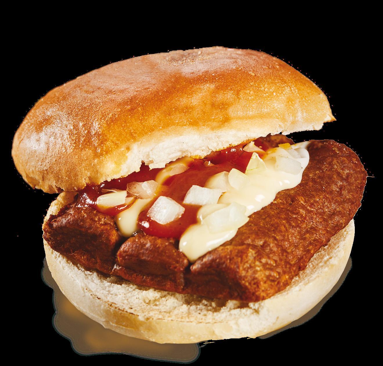 Page 30 of Pure Ingredients: Frikandelburger maakt de keuze voor de