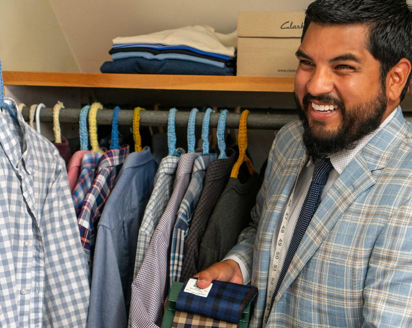 Page 22 of MEN'S FASHION Reinventing Your Style Post-Covid