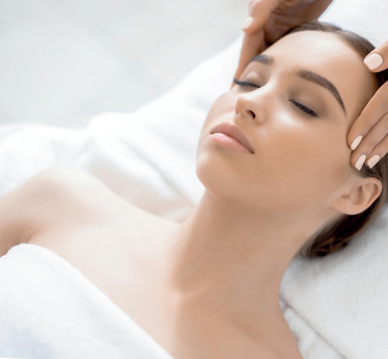Page 22 of BELLEZA: El masaje cráneo-facial: cuestión