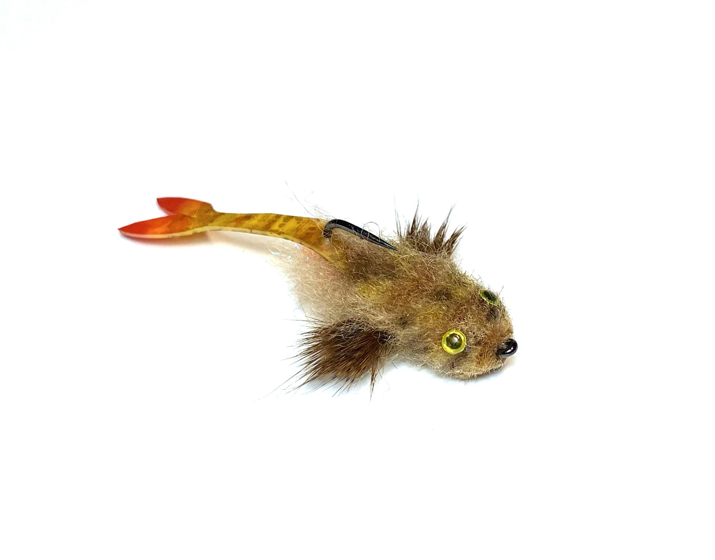Page 218 of Fly Tying: The Latex Tail Sculpin