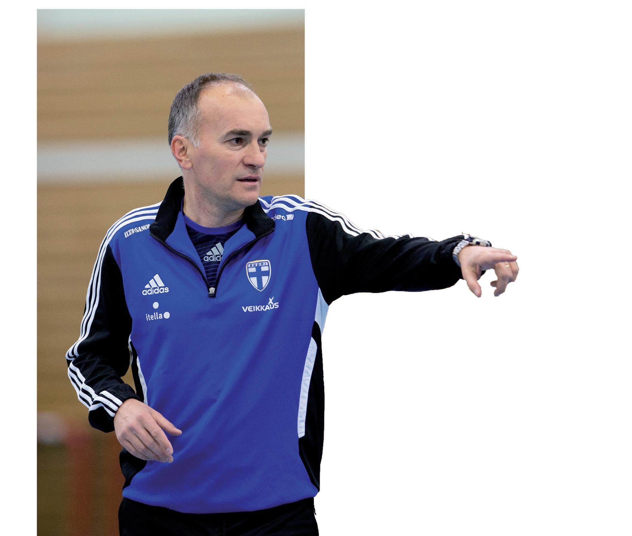 Page 16 of Futsalmaajoukkueen kehitystarina