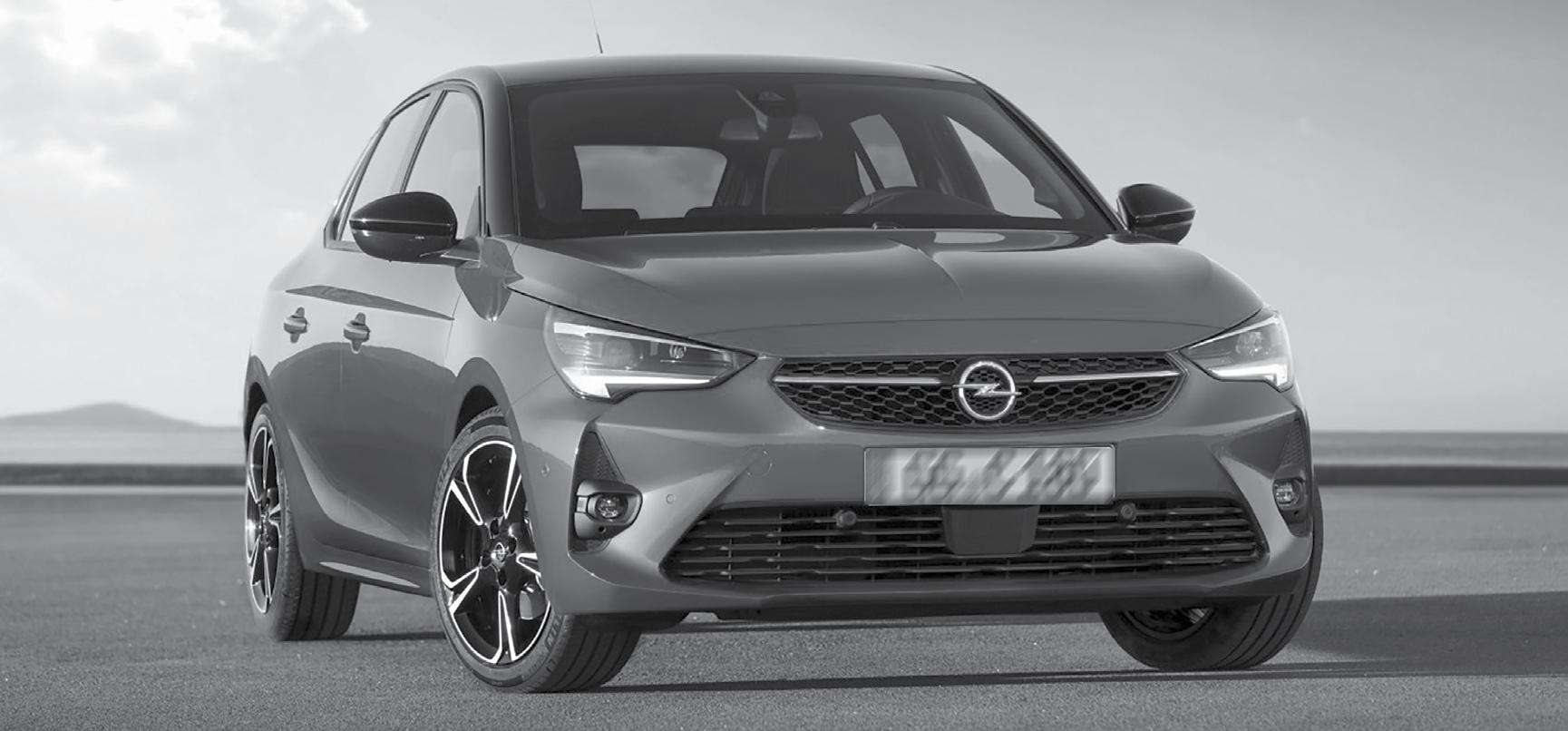 Page 14 of Opel Corsa