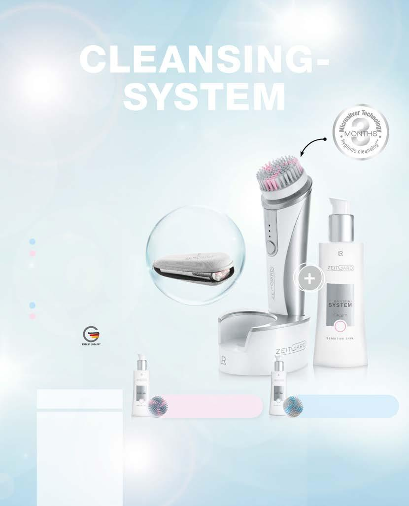 Page 108 of LR ZEITGARD Cleansing System