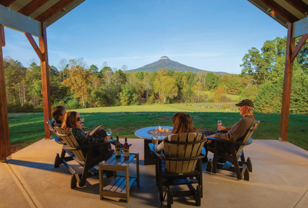 Page 26 of North Carolina Wine Country Surry County Wine Trail Adds New Wineries, Experiences