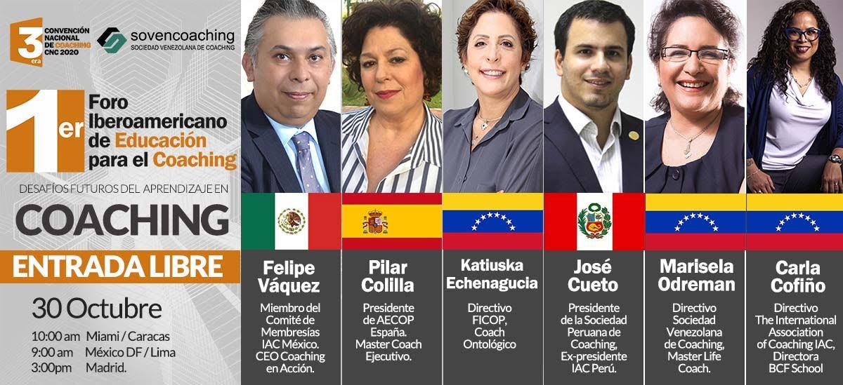 Page 56 of Rincón AECOP Internacional Foro Iberoamericano de Educación para el Coaching (FIEC-2020