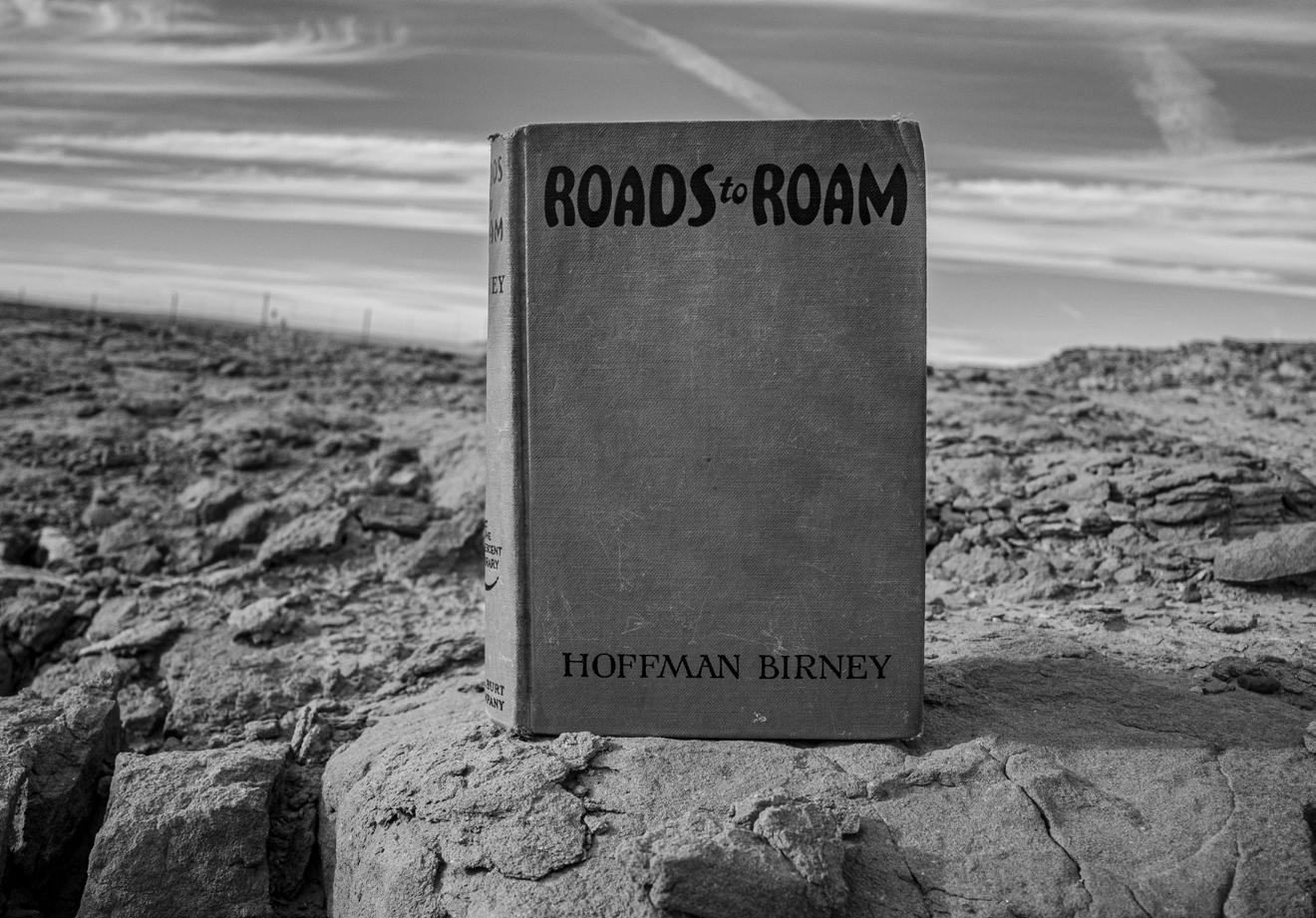 Page 36 of ROAMIN' OLD ROADS