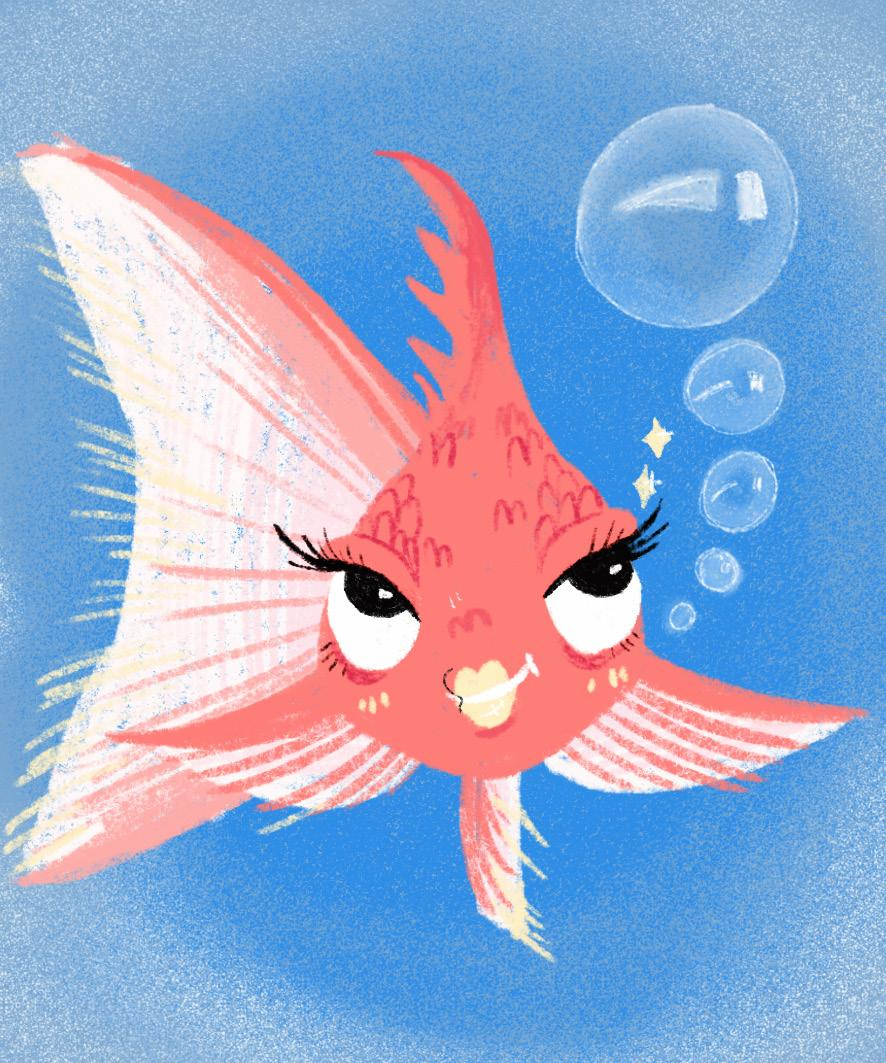 Page 33 of FISH PLEASE! SAVE THE CLIMATE! STOP MAKING OCEANS SAD