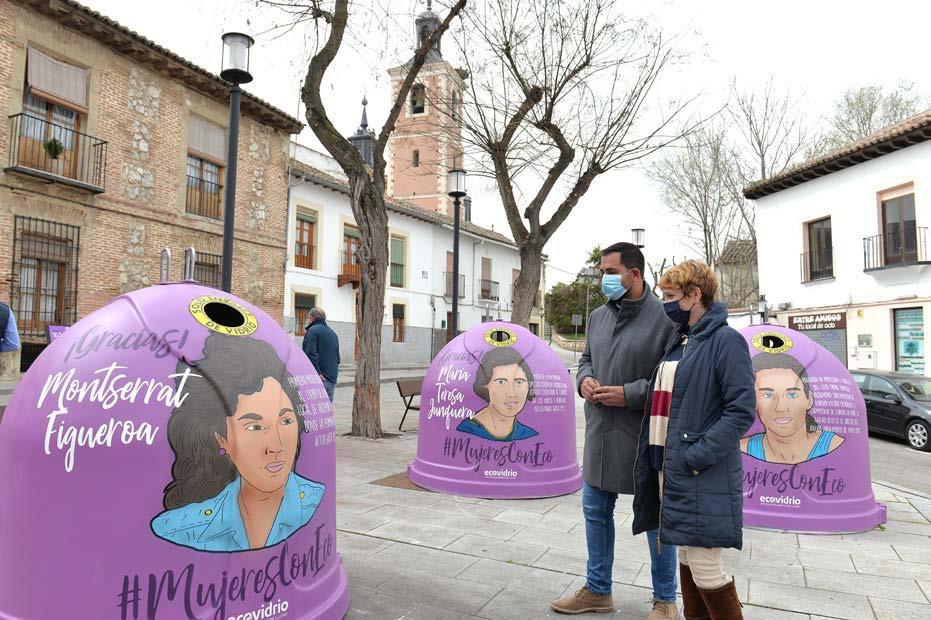 Page 14 of Mujeres de Valdemoro con ECO