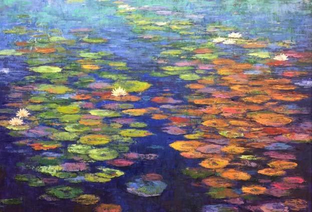 Page 24 of Luz y color, exposición de óleos de Mª Eugenia Alonso