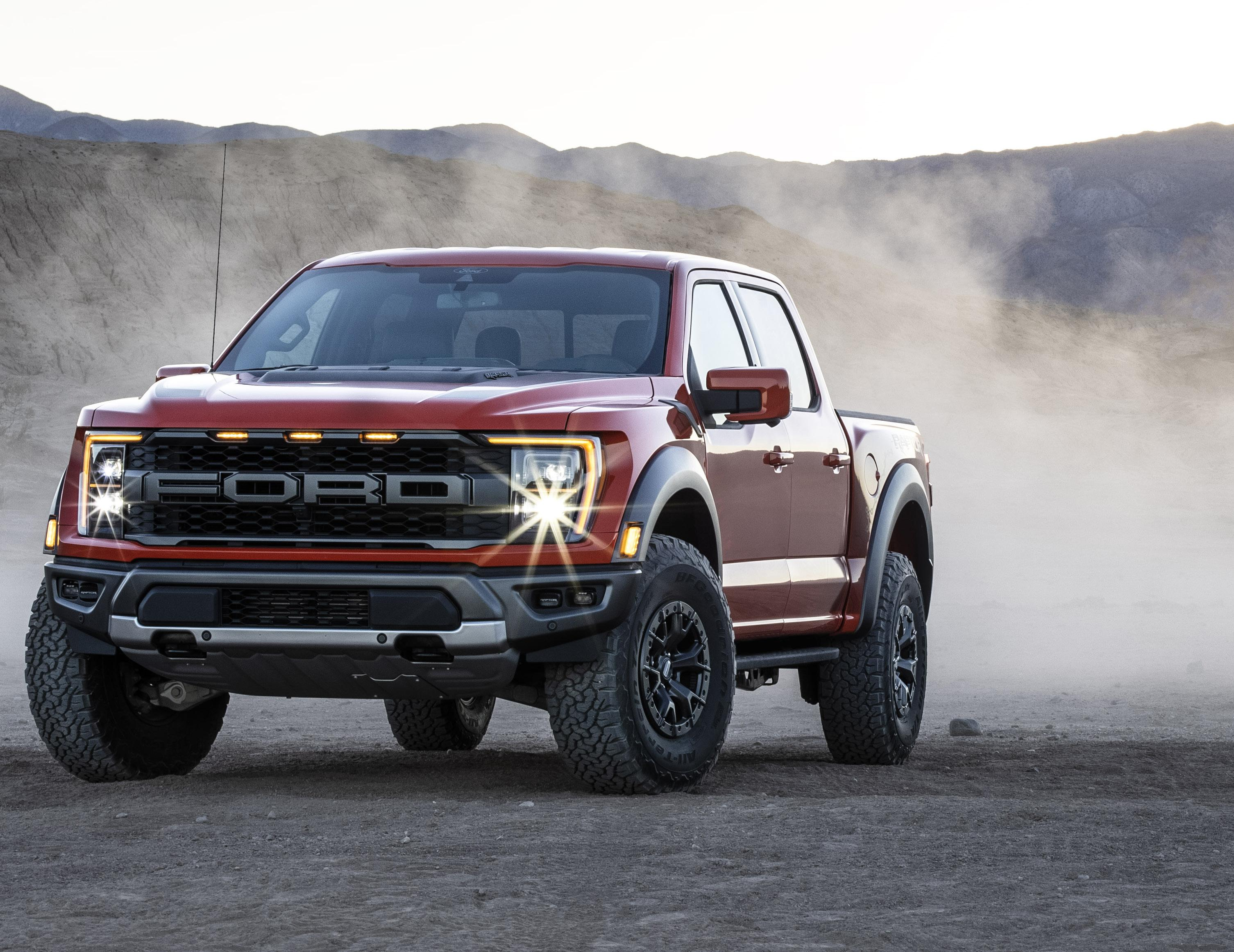 Page 44 of FORD THIRD GENERATION RAPTOR