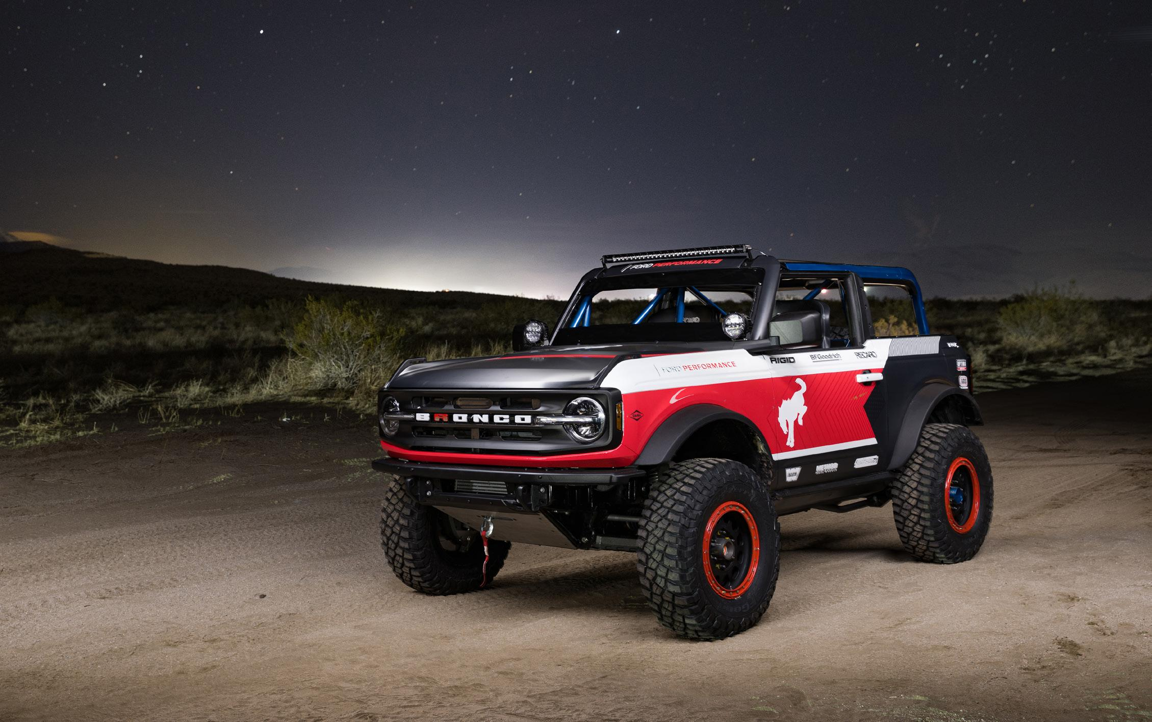 Page 40 of FORD'S 4600 PRODUCTION BRONCO