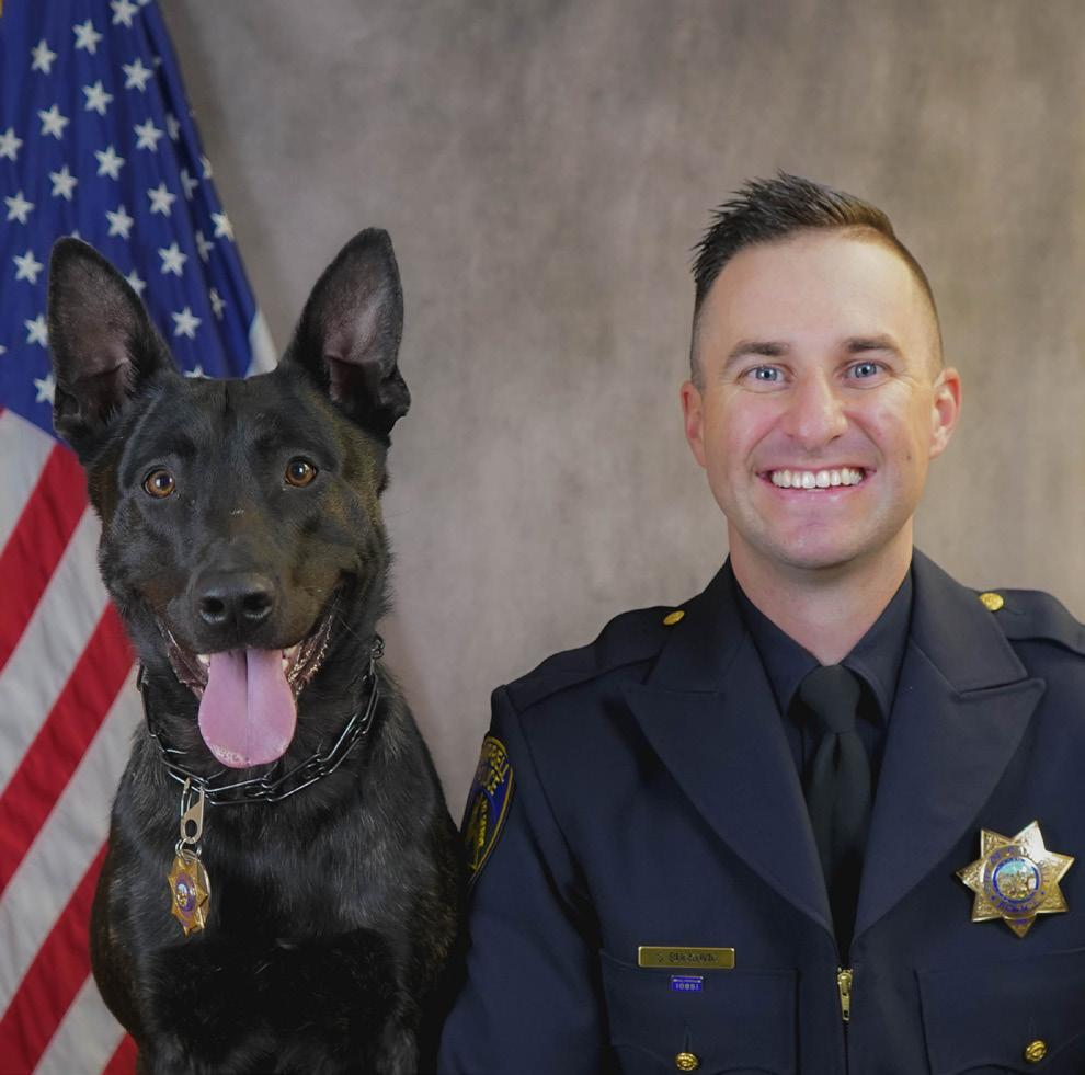 Page 8 of K9 Team