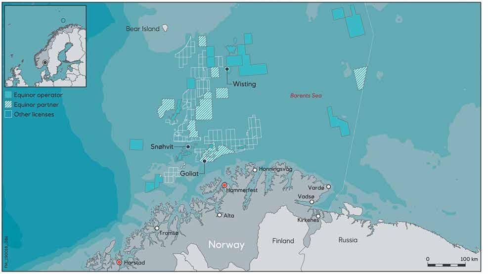 Page 10 of Wisting-feltet i Barentshavet: Europas største industriprosjekt