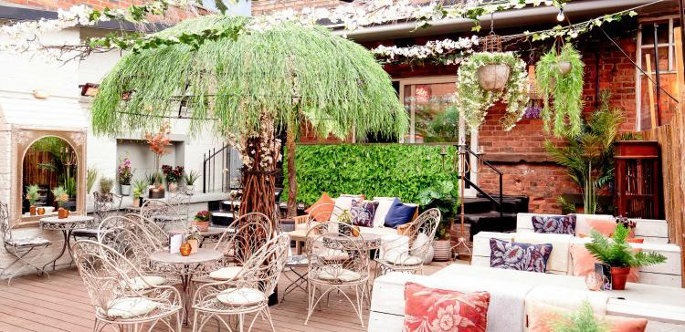 Page 16 of 17 Best roof terraces to visit