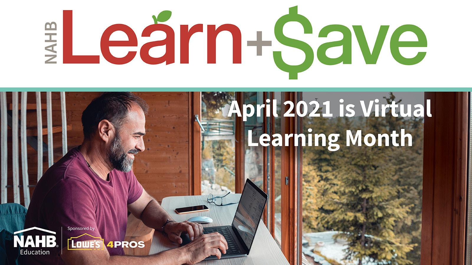 Page 16 of April is Virtual Learning