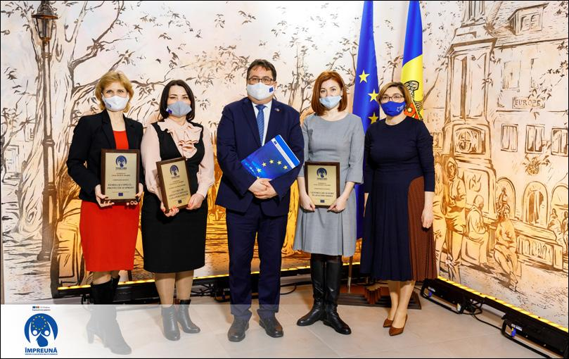 Page 12 of European Awards for Civil Society – Stronger Communities