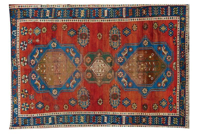 Page 22 of The Discreet Charm Of Old Kazak Rugs