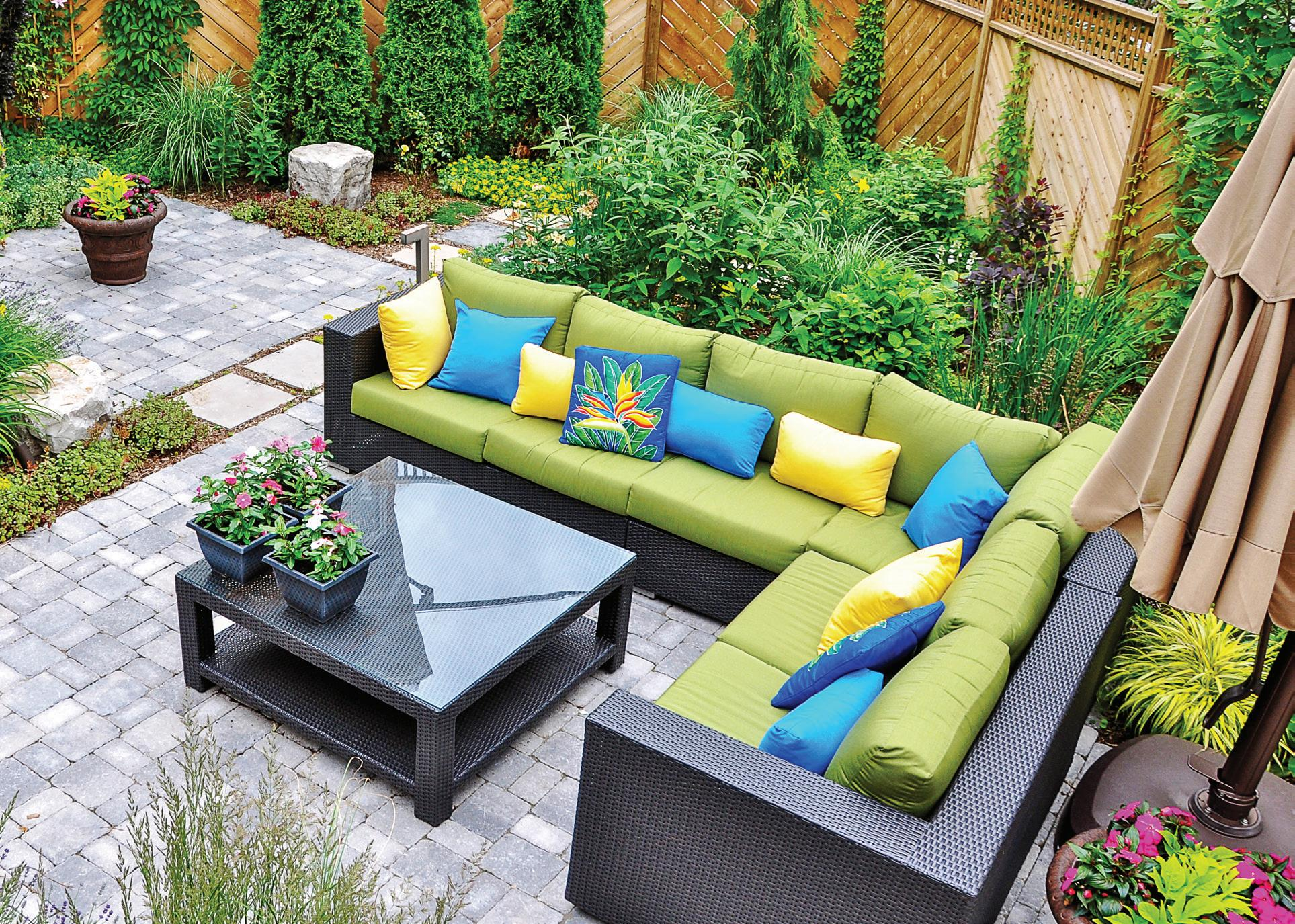 Page 16 of Trends to Transform Your Outdoor Space