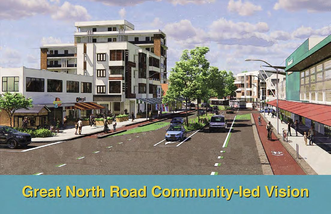 Page 24 of GREAT NORTH ROAD COMMUNITY-LED VISION