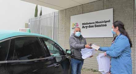 Page 24 of Táxilivro: Loures lança serviço de empréstimo de livros ao domicílio