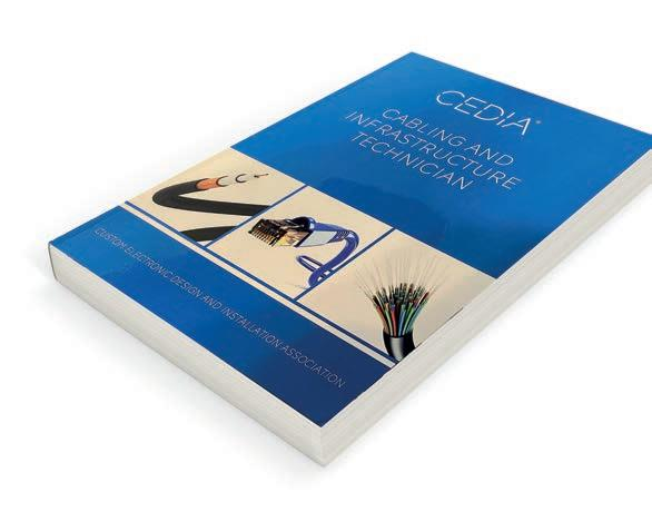 Page 18 of An introduction to the CEDIA Cabling and Infrastructure Technician textbook