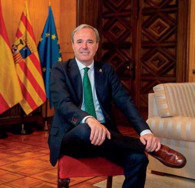 Page 5 of Saludo del Alcalde de Zaragoza