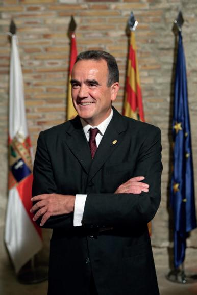 Page 7 of Saludo del Presidente de la Diputación Provincial