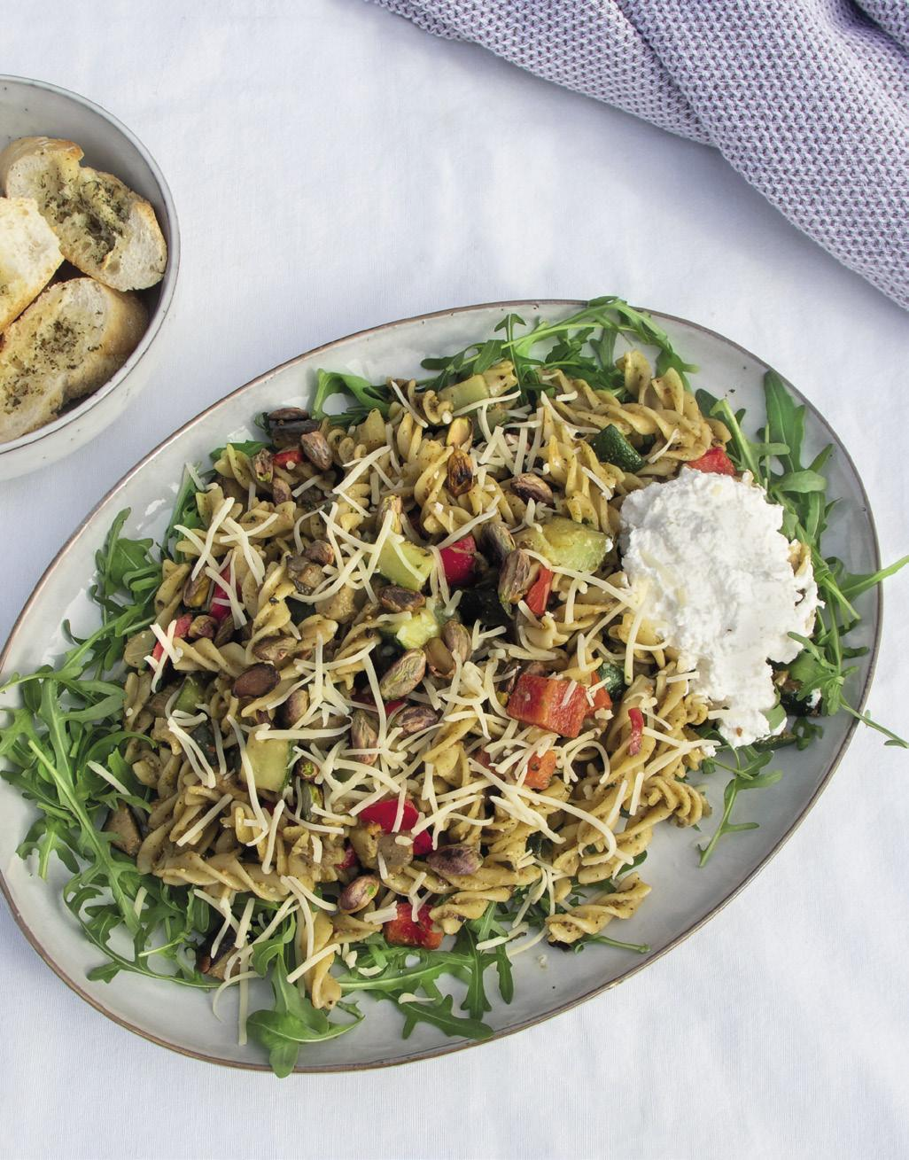 Page 18 of IPPYS recept: zomerse pastasalade
