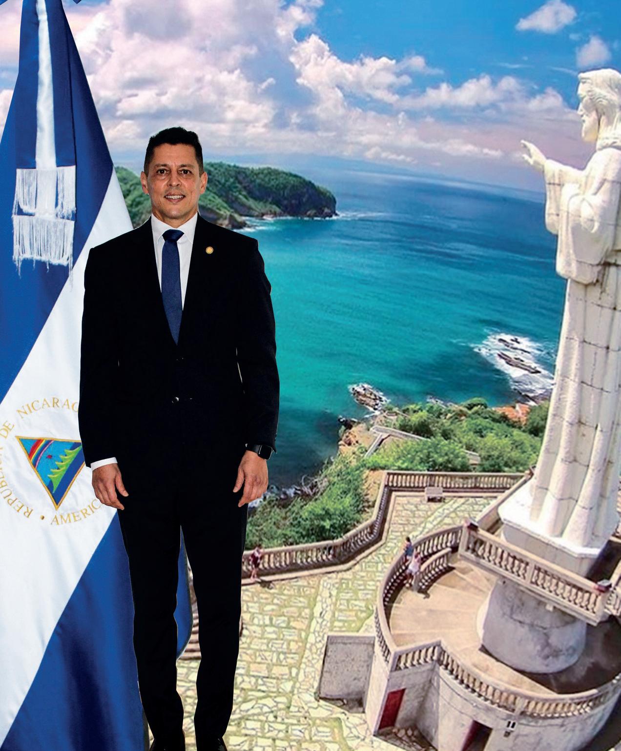 story from: Revista Ecos Diplomáticos edición 20 Marzo-Abril 2021