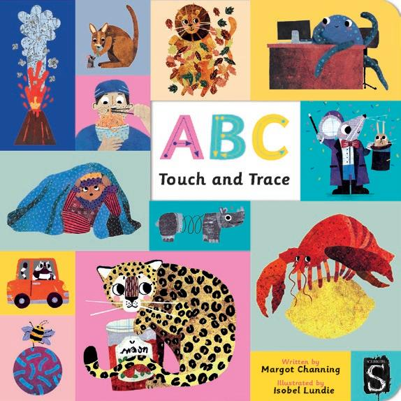 Page 8 of Touch and Trace/Creature Features