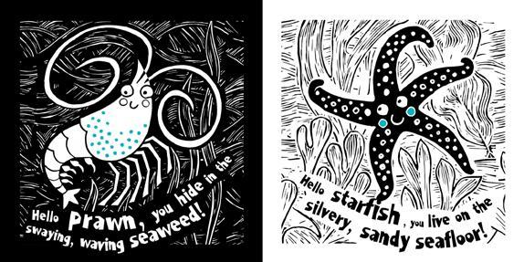 Page 7 of Hello…/Scribblers atlas