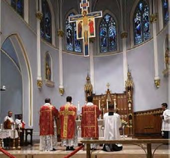 Page 31 of Solemn High Mass at Holy Rosary Cathedral