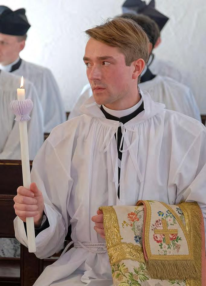 Page 34 of Ordinations to the Sub-Diaconate