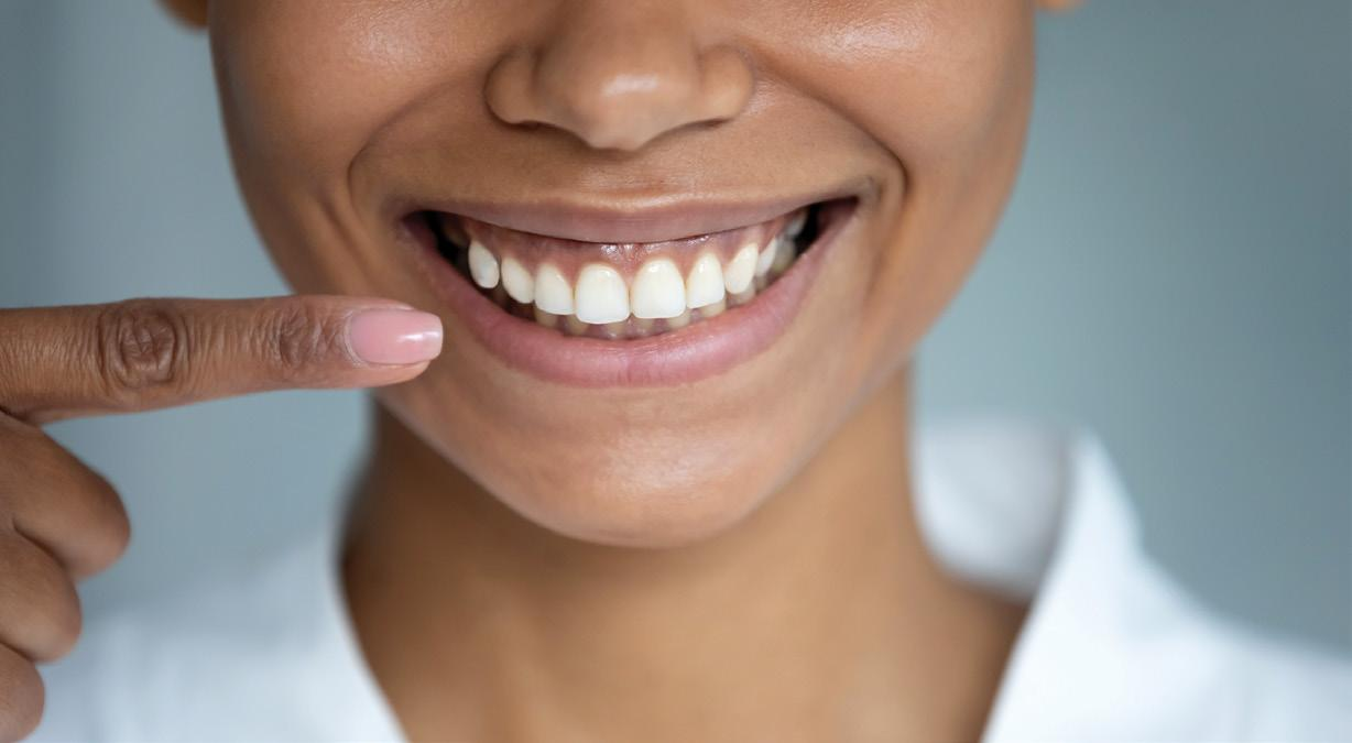 Page 12 of Talking Teeth –Do You Have Receding Gums?